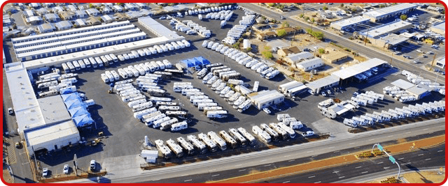 Wonderful RV Storage | Boat Storage | Vehicle Storage | Equipment Storage | Sun City  RV |